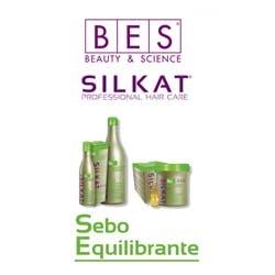 Уход за жирной кожей головы Silkat Sebo EquIlibrante