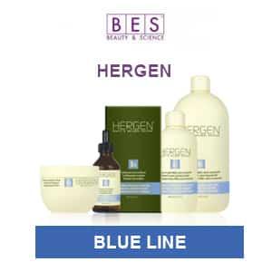 Кислородная косметика HERGEN - BLUE LINE