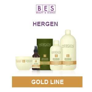 Кислородная косметика HERGEN - GOLD LINE