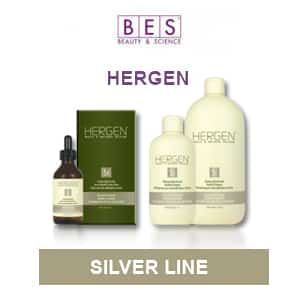 Кислородная косметика HERGEN - SILVER LINE