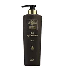 Шампунь для выпрямления волос