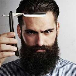 Хорошая мужская парикмахерская