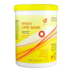 Пшеничная маска для волос